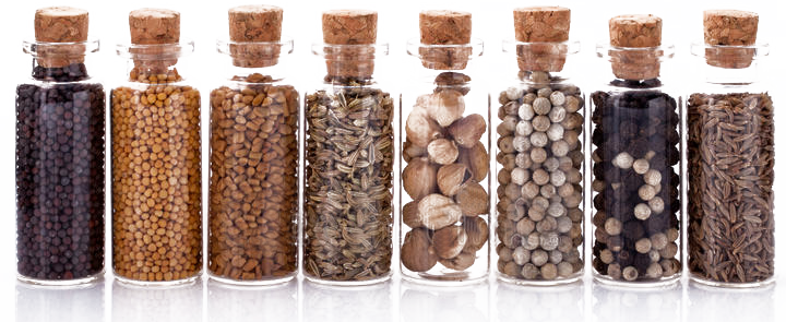 packaged pulses and beans