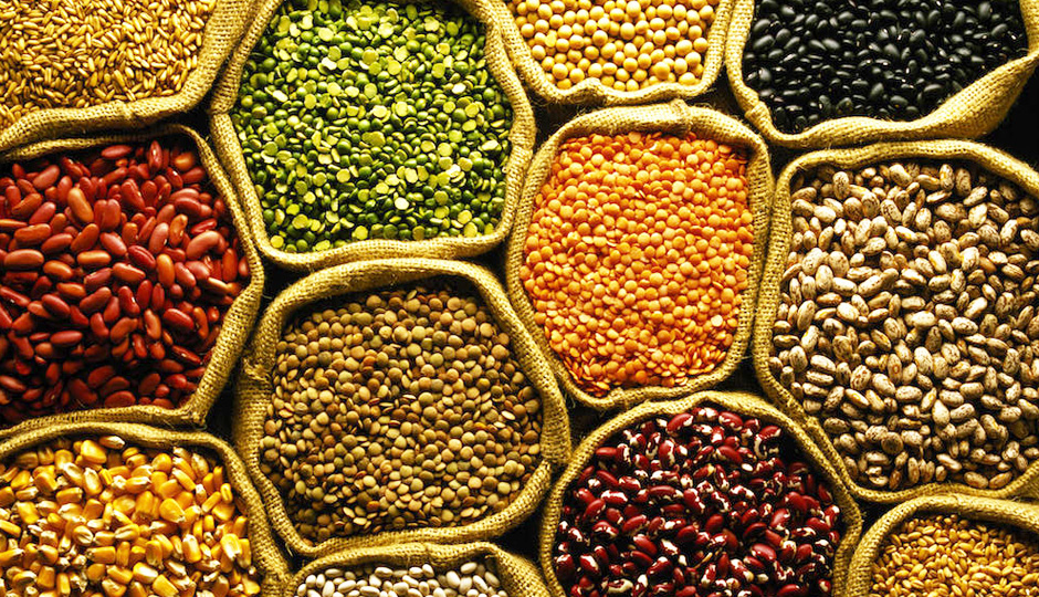 pulses and beans category